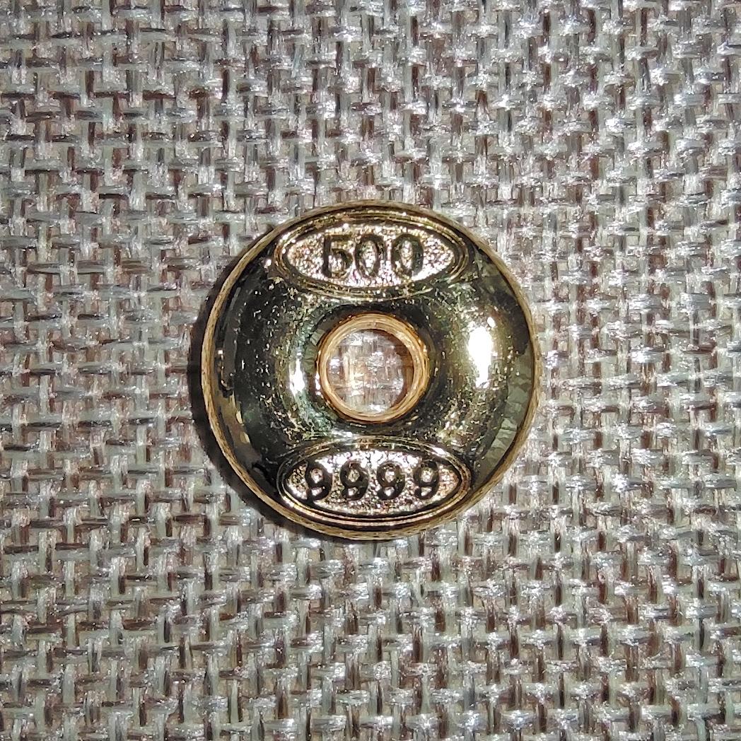 24K足金金粒